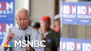 Joe Biden Leads But Bernie Sanders, Elizabeth Warren Get Boost In New Poll | Morning Joe | MSNBC