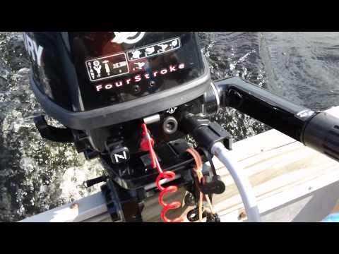 mercury 6hp outboard