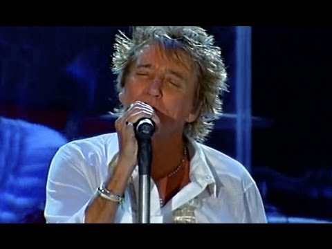 "Rod Stewart - Rock In Rio 2008 (Full Concert) ""HD"""