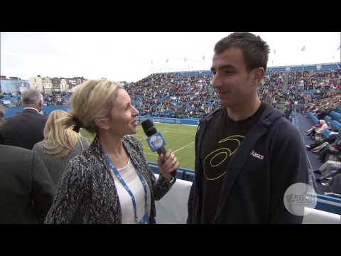Marinko Matosevic Round 2