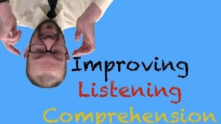 Increasing Listening Comprehension - German Learning Tips #16