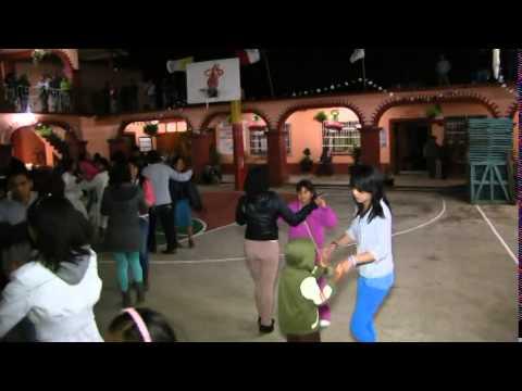 Santa María Tepantlali Mixes Oaxaca. Calenda Parte I Concurso de Faroles