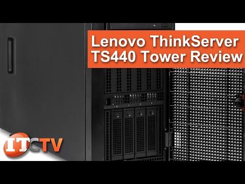 Lenovo ThinkServer TS440 Review