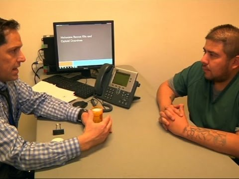Push to Equip Inmates With Overdose Antidote