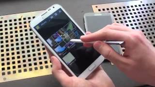 Google Android Samsung Galaxy Note 2 Hands On