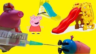 Свинка пепа новые серии подряд - 4 сезон - смотреть