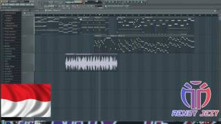 Indonesia Raya (Versi Rock/Metal) FL Studio