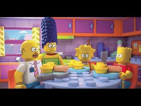 Die Simpsons LEGO Ganze Folge Deutsch