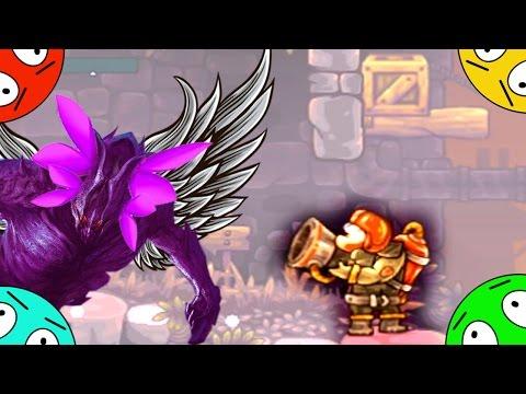 🐾 Битвы на планете зомби лунтиков. Пожарный vs демонов # 15. Мультик игра