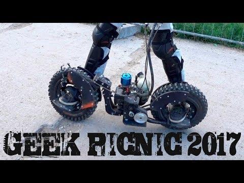 Самое интересное на Geek Picnic 2017 гик пикник