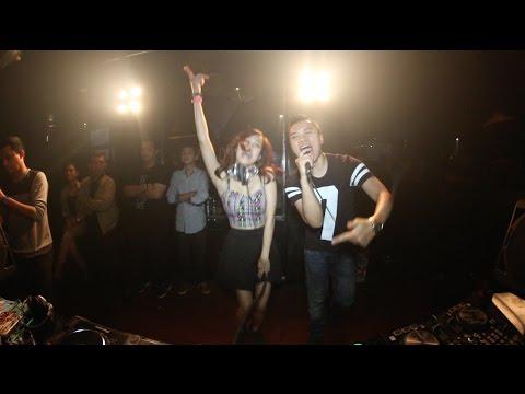 DJ NUKE - Telkom Campus Party at Mox Club Bandung