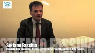 video Roma - 19 Marzo 2015 Stefano Fassina è un economista e politico italiano, deputato della Repubblica Italiana ed ex viceministro dell'Economia e delle Finanze nel governo Letta. Dal 1996 al...