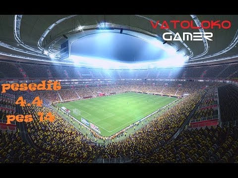 DOWNLOAD PESEDIT 4.4 PARA O PES 2014