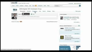 LinkedIn Groups (How to create and use LinkedIn Groups) - Opace LinkedIn Video Tutorials