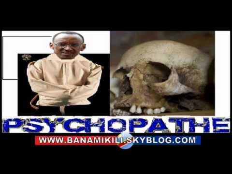 L'agent Paul Kagame formé par la CIA menace de tuer ses opposants en plein jour