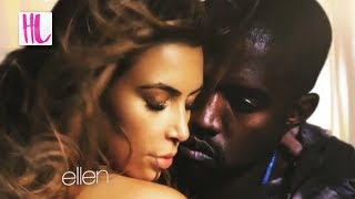 Kim Kardashian Naked In Kanye West 'Bound 2' Video