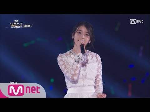[STAR ZOOM IN] Some Chemistry♬ IU 'Friday' (feat.Niel) 160421 EP.71