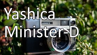 Yashica Minister-D Video Manual