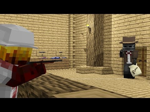 The Butcher ~ A Minecraft Animated Preview