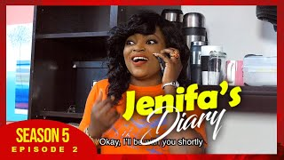 Jenifa's diary Season 5 Episode 2 - UPGRADE