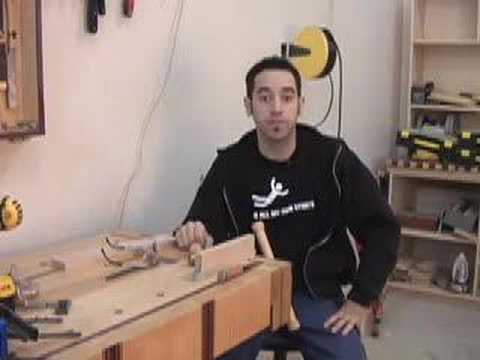 Woodworking #10 (Pt.1)- Tenons Anyone?