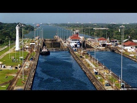 مشاكل مادية تعثرعملية توسيع قناة بنما الشهيرة