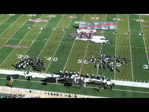 Mabank High School Band Performs at NSU Marching Contest 11/6/2010
