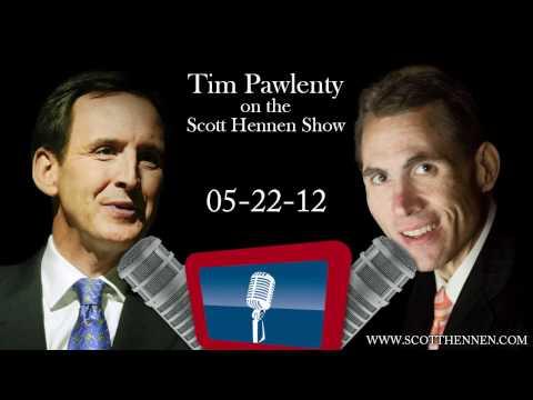 Former MN Gov Tim Pawlenty on President Obama saying Romney's time at Bain is fair game