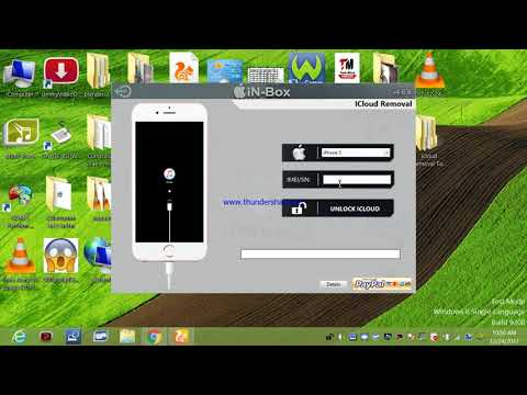 How to Remove and unlock icloud activation lock by IN Box V4 8 0 #1