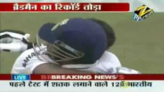 Bulletin # 4 - Raina 12th Indian to get Test hundred on debut July 29 '10