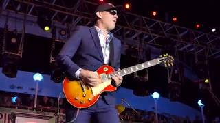 Joe Bonamassa - Beck's Bolero/Rice Pudding - Pool Deck Show 2 - KTBA Cruise 2019