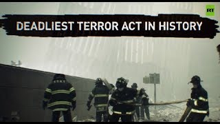 Moment of Silence: 9/11 victims still seeking answers from US government 18 years on