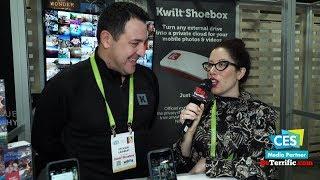 CES 2018: Kwilt Shoebox on BeTerrific!!