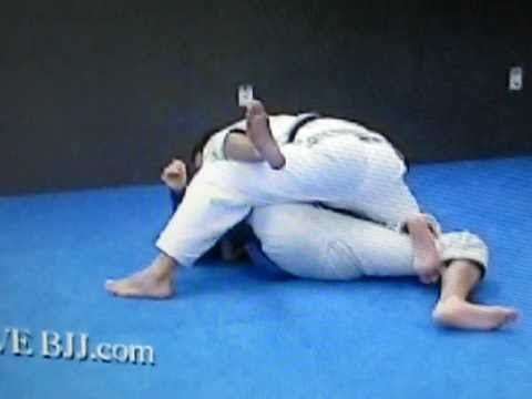 THe One BJJ Guard Pass that really avoids half guard Image 1