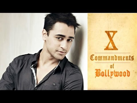 Imran Khan's Resilient Side - 10 Commandments of Bollywood! | EXCLUSIVE