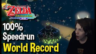 Zelda: The Wind Waker HD 100% Speedrun in 5:43:02 (WORLD RECORD)
