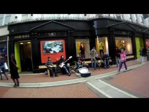 Street Musicians in Dublin