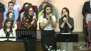 Home Of God Church - Carolyn Dudko, Mariana Dudko & Leileiya Leytner