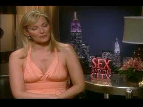 Kim Cattrall interview for the Sex and the City movie Video