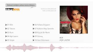 Aydilge Aşk Lazım Official Audio
