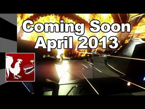Coming Soon - April 2013