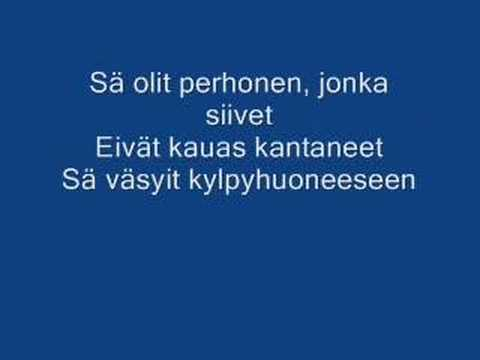 Apulanta - Perhonen