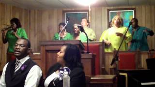 "New Bethel 33rd Choir Anniv.Feat: Cedar Hill Bapt Church ""It's A Blessing To Be Alive"""