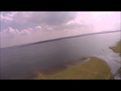 "Lake Birds Eye View Bird""s Eye View Kabini Lake"