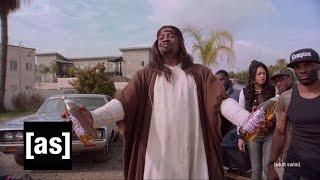 Black Jesus: Garden for Rent   Black Jesus   Adult Swim