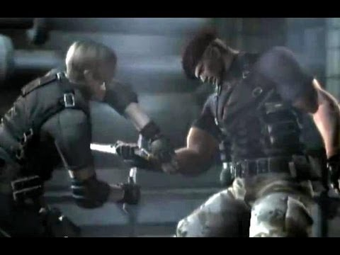 Let's Play Resident Evil 4 - Part 38 - Messerkampf mit Krauser