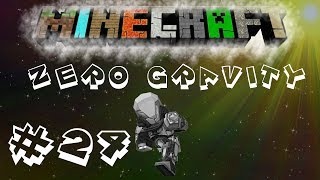 Minecraft | FTB: Unleashed | Zero Gravity #24 Optimizing Life