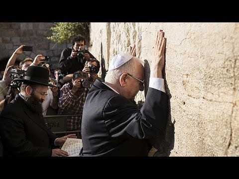 Reuven Rivlin Izrael új államfője