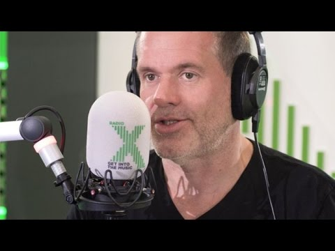 Chris Moyles promises Radio X is 'not just for men'
