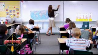 Sample Automotive Community Service Schools Commercial